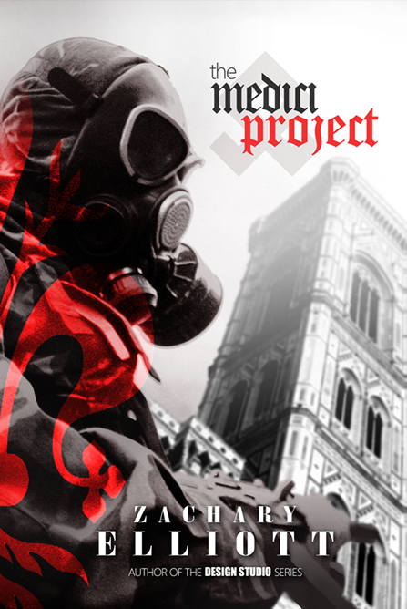 medici project book image